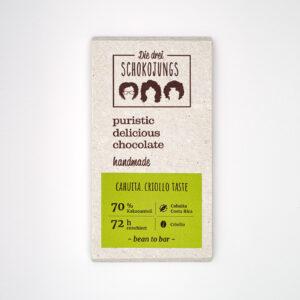 Die Drei Schokojungs Cahuita Schokolade