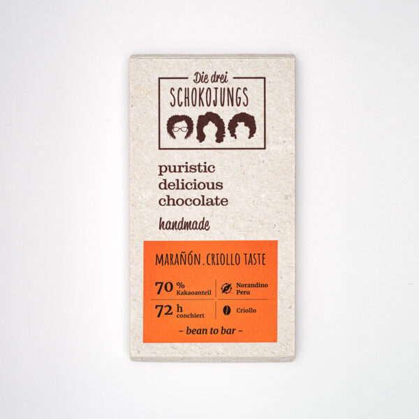 Die Drei Schokojungs Maranon Schokolade