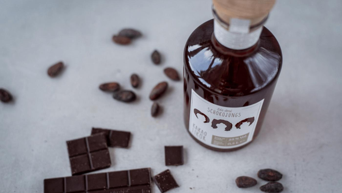 Schokojungs Kakaolikoer